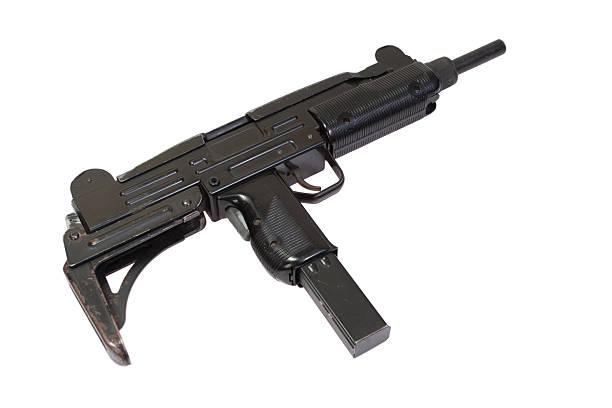 Best Uzi Submachine Gun Stock Photos, Pictures & Royalty-Free Images