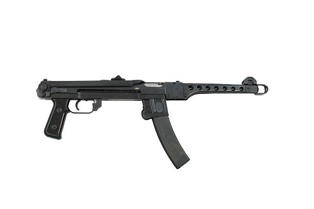 Royalty Free Submachine Gun Pictures, Images and Stock Photos - iStock