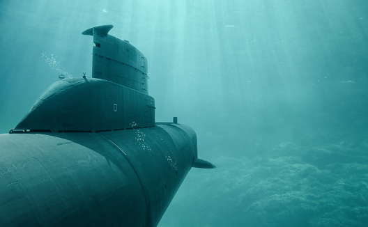 Ghazi Submarine