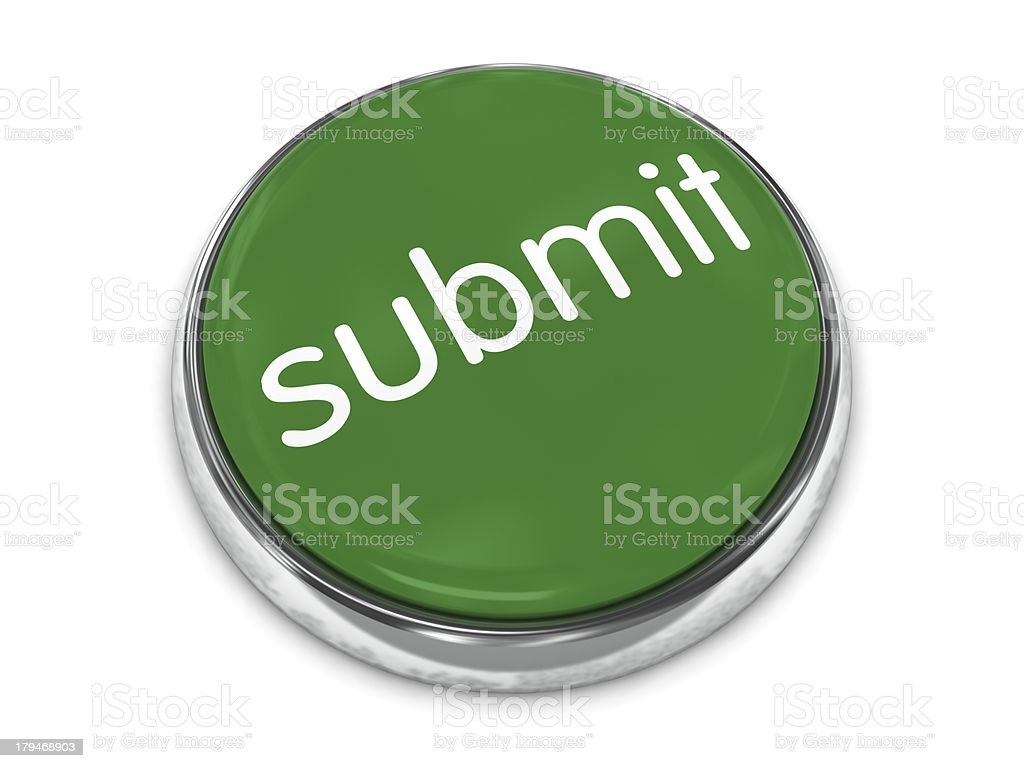 Submit Button royalty-free stock photo