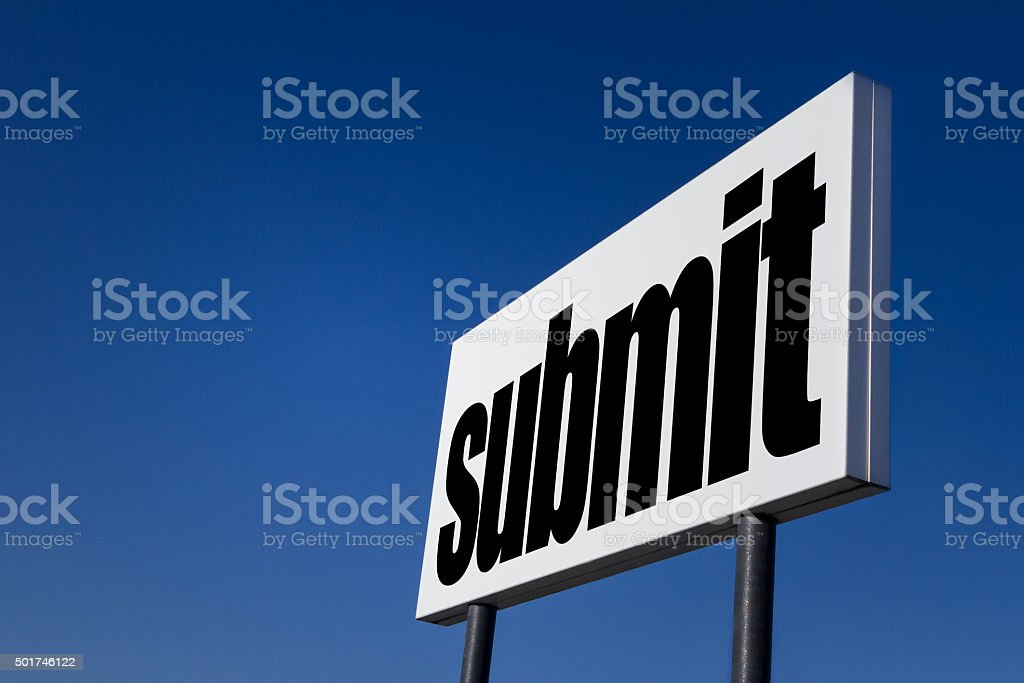 Submit stock photo