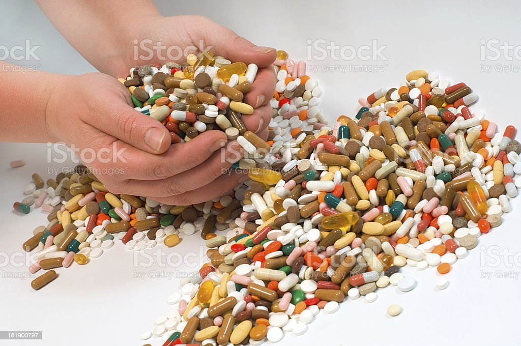 substance abuse? stock photo