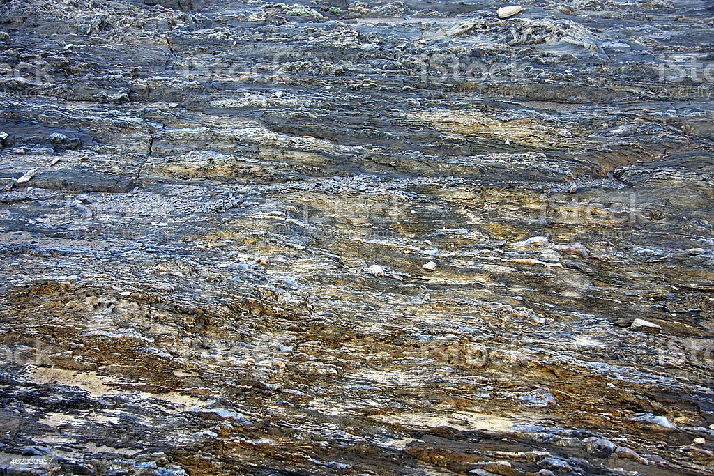 substance and texture of the stone stock photo