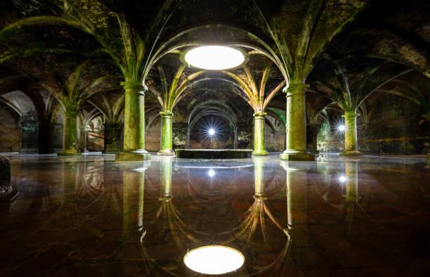 Subterranean Sweetwater Sanctuary Vault stock photo