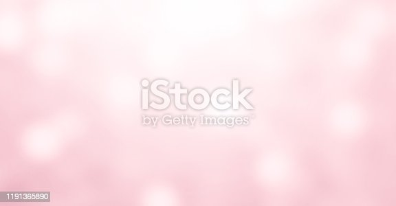 927814202 istock photo Subtle background, Abstract light pink blurred with motion photographic bokeh 1191365890
