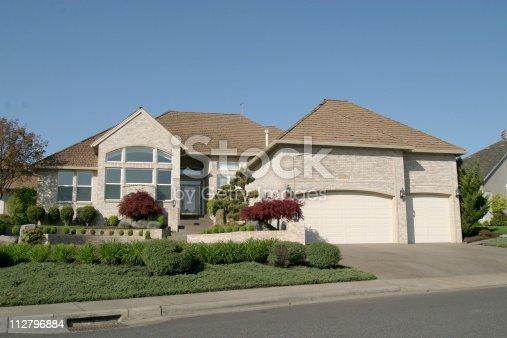 istock Suburban Dream House 112796884