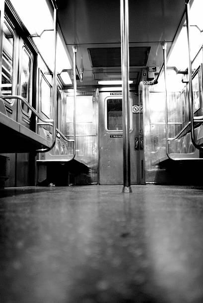 U-Bahn-Waggon. – Foto