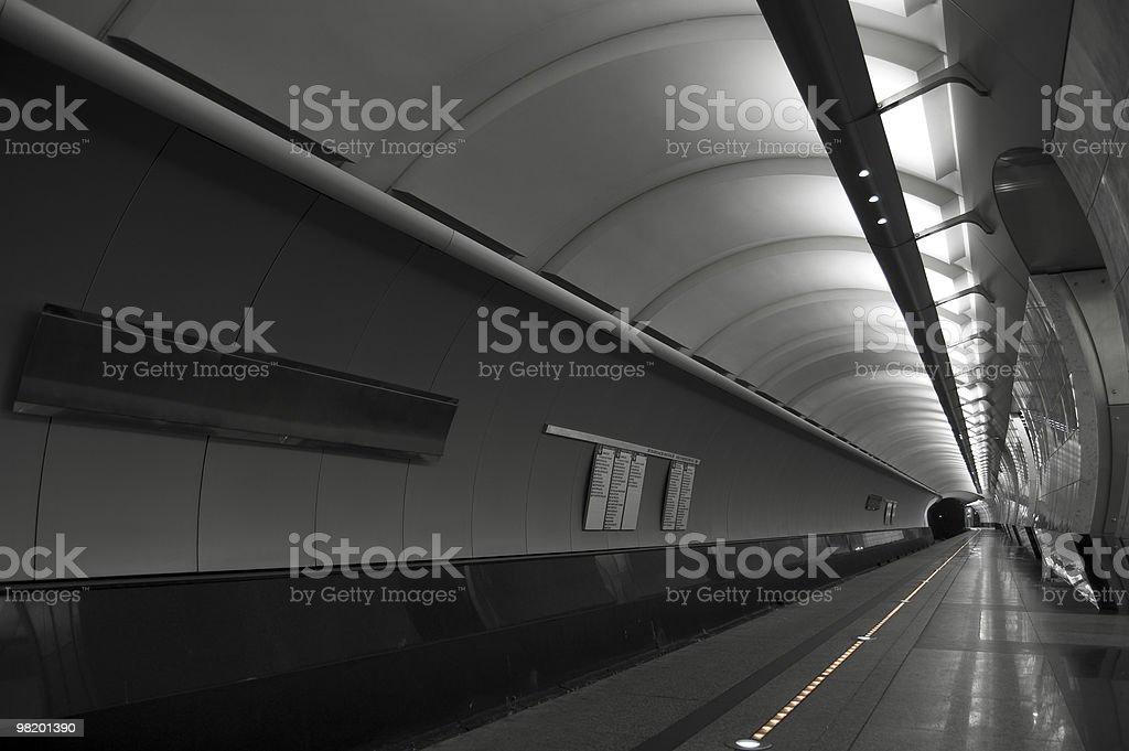 Della metropolitana foto stock royalty-free