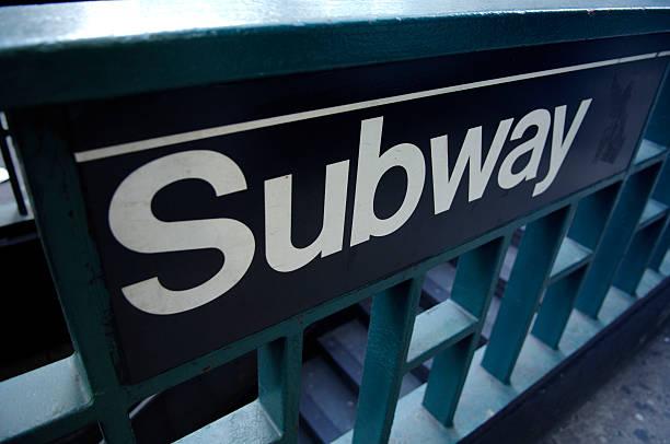 U-Bahn-Schild – Foto
