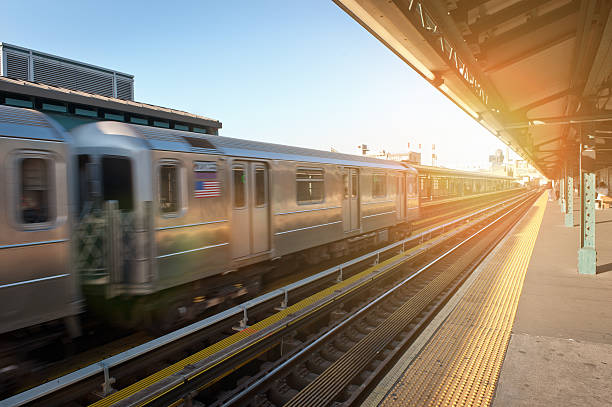 U-Bahn New York City – Foto
