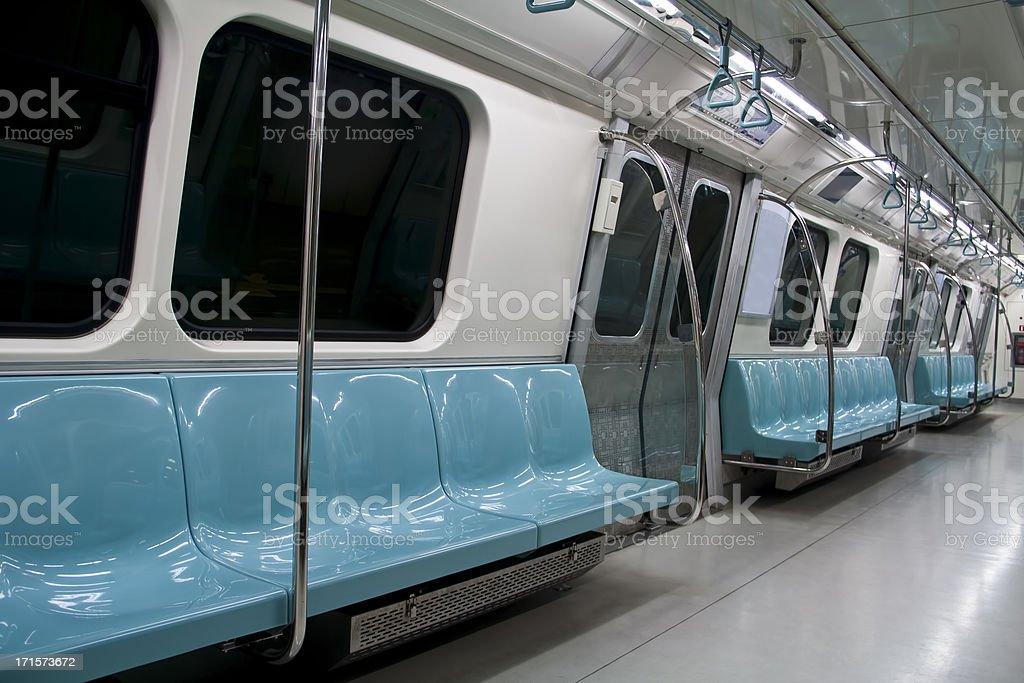 Subway Truck stock photo