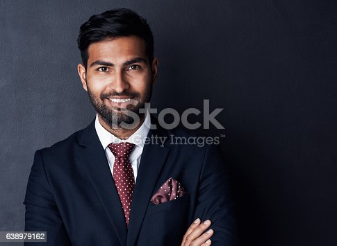 istock Succeeding in business with confidence and conviction 638979162