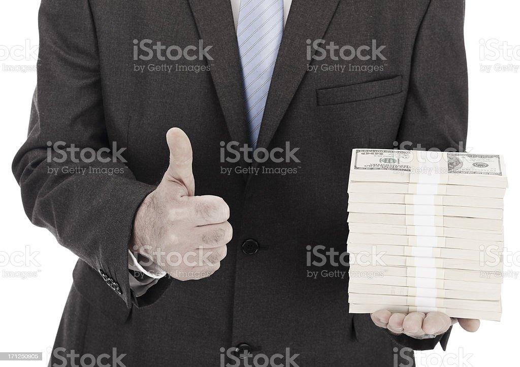Succesful business stock photo