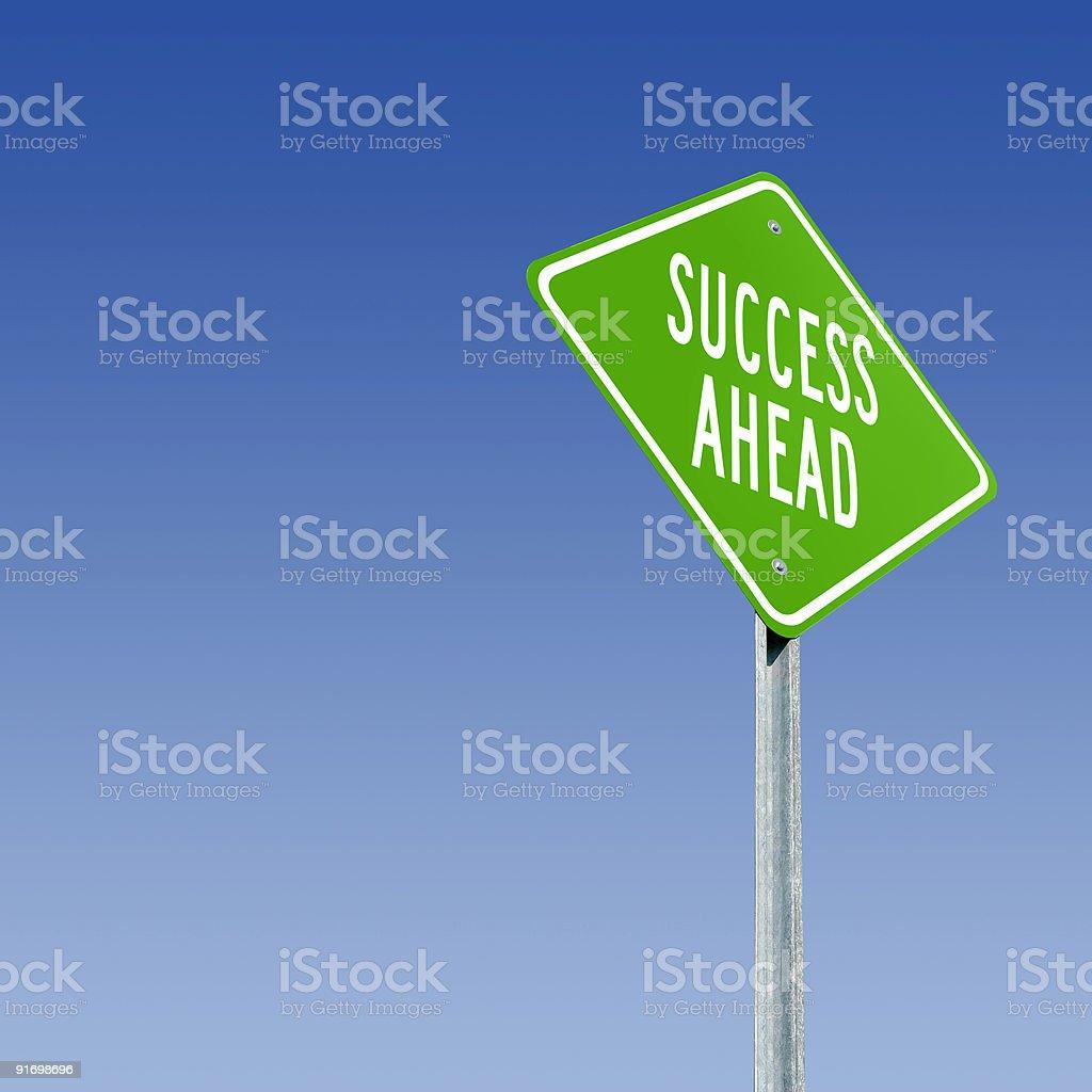 Erfolg weiter – Foto
