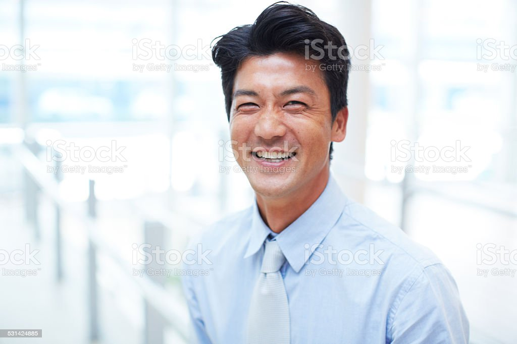 Success and business stock photo