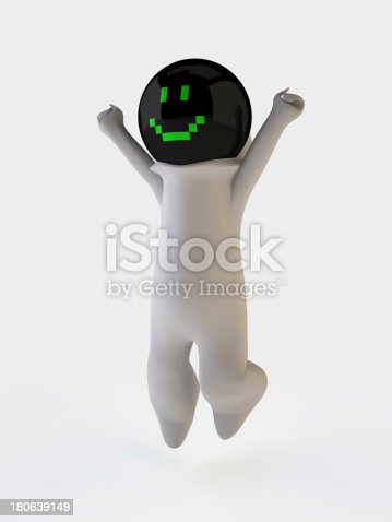 istock Success and happiness 180639149
