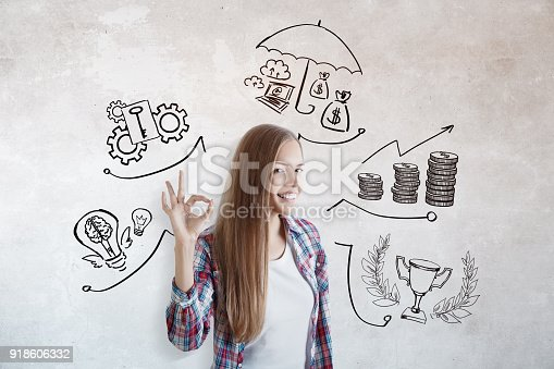 855515858 istock photo Success and investment concept 918606332