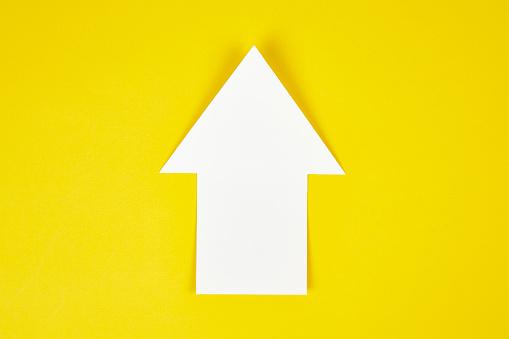 istock Success arrow icon concept 1132927086