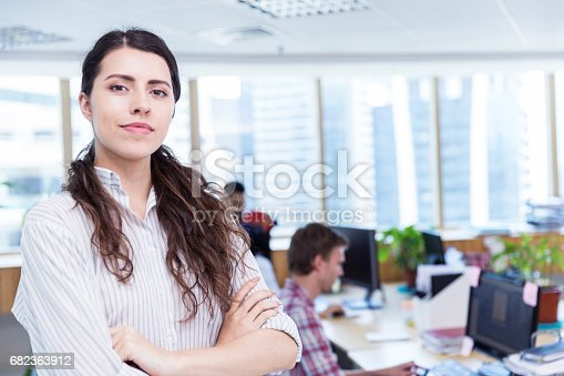 istock Success belongs to those who believe in the beauty of their dreams 682363912
