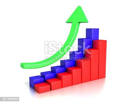 istock Success Charts 521380823