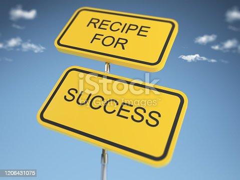 istock Success Concept 1206431075