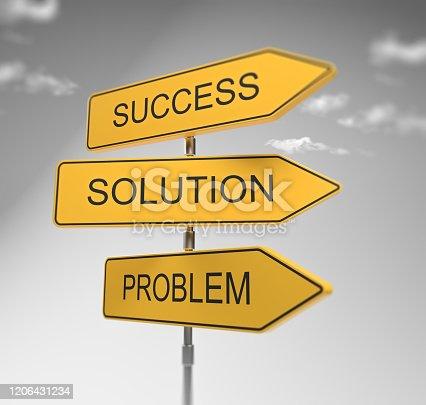 istock Success Concept 1206431234