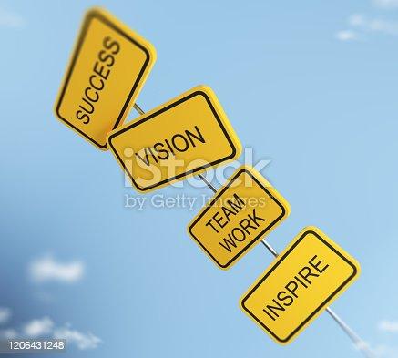 istock Success Concept 1206431248