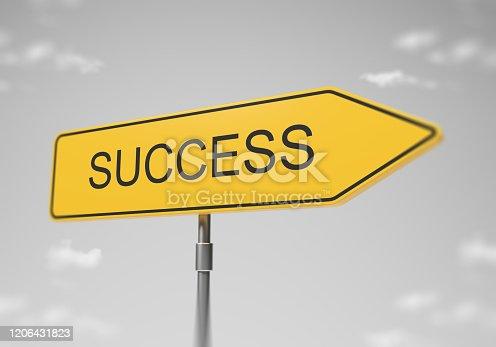 istock Success Concept 1206431823
