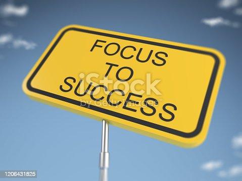 istock Success Concept 1206431825