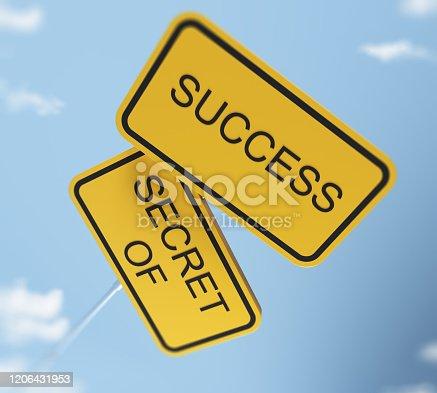 istock Success Concept 1206431953