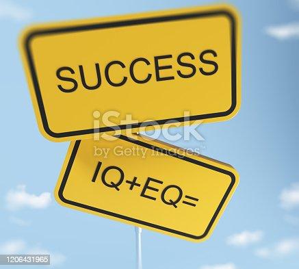 istock Success Concept 1206431965