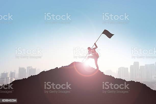 Photo of success concept