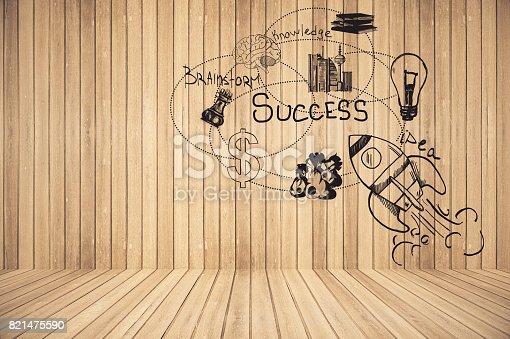 istock Success concept 821475590