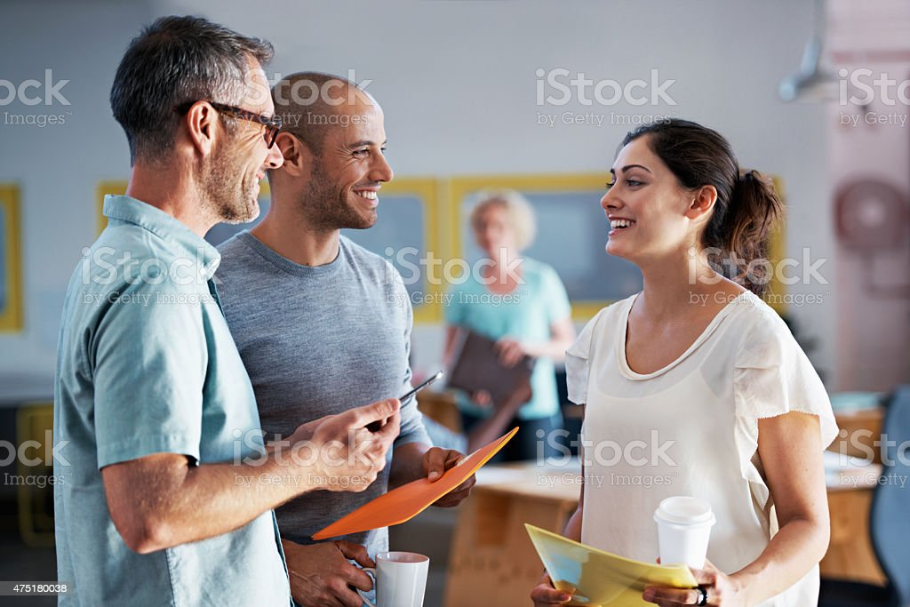 Success doesn't just happen, it's planned for stock photo