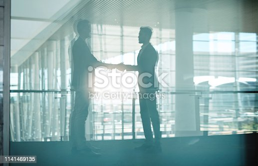 istock Success for you is success for me 1141469135