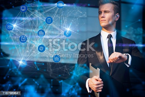 istock success goal achieve ideas concept caucasian businessman wear suit with business icon connecting with line and graphic virtual symbol 1157689641