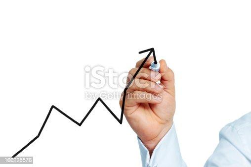 istock Success graph 166225576
