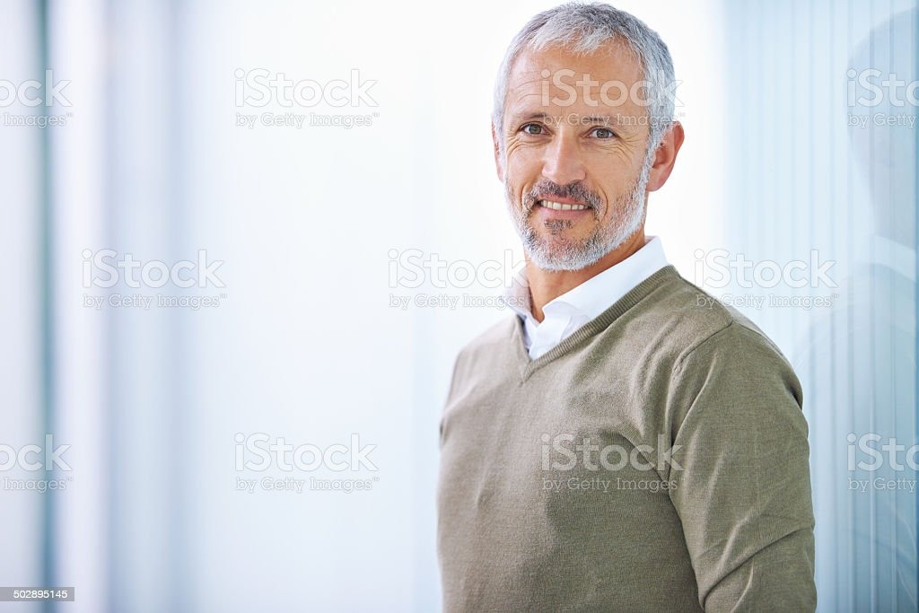 Success has been good to me stock photo