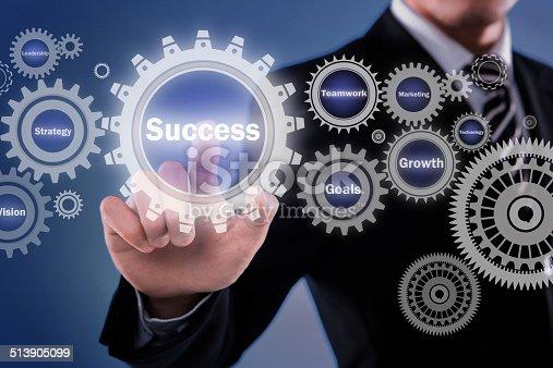 istock Success idea 513905099