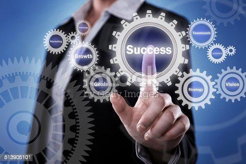 istock Success idea 513905101