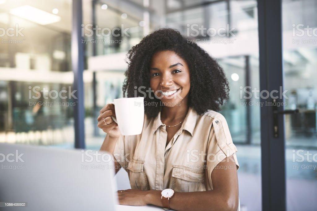 Erfolg, werde ich das Getränk – Foto