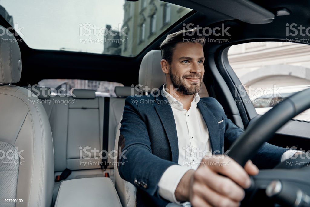 Success in motion. stock photo