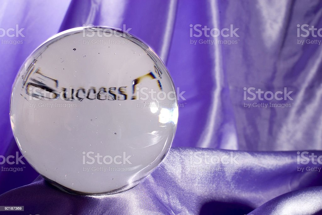 Success in Your Future! royalty-free stock photo