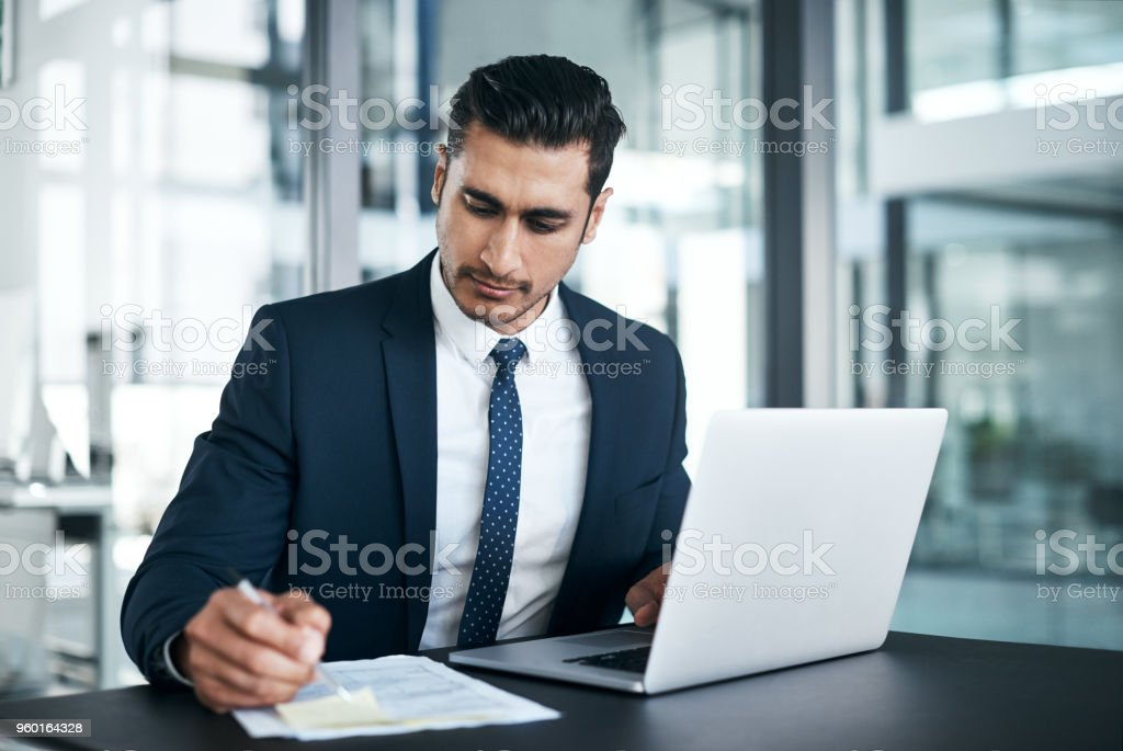 Success is all in the way you manage your workday stock photo