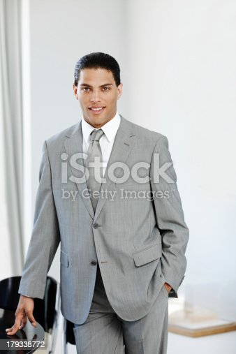 istock Success is his goal 179338772