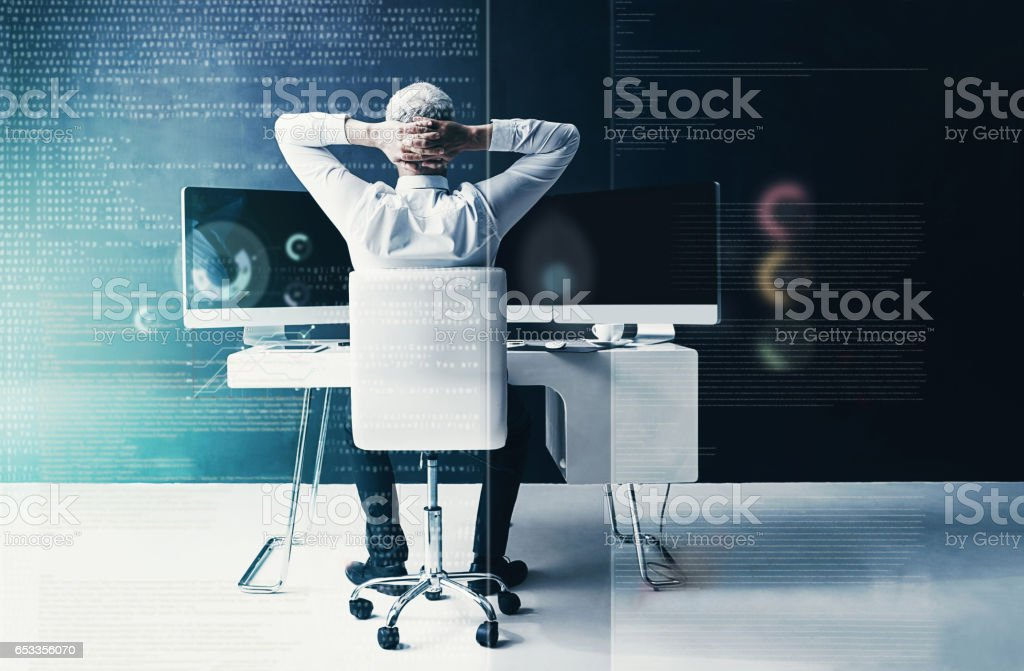 Success is imminent stock photo