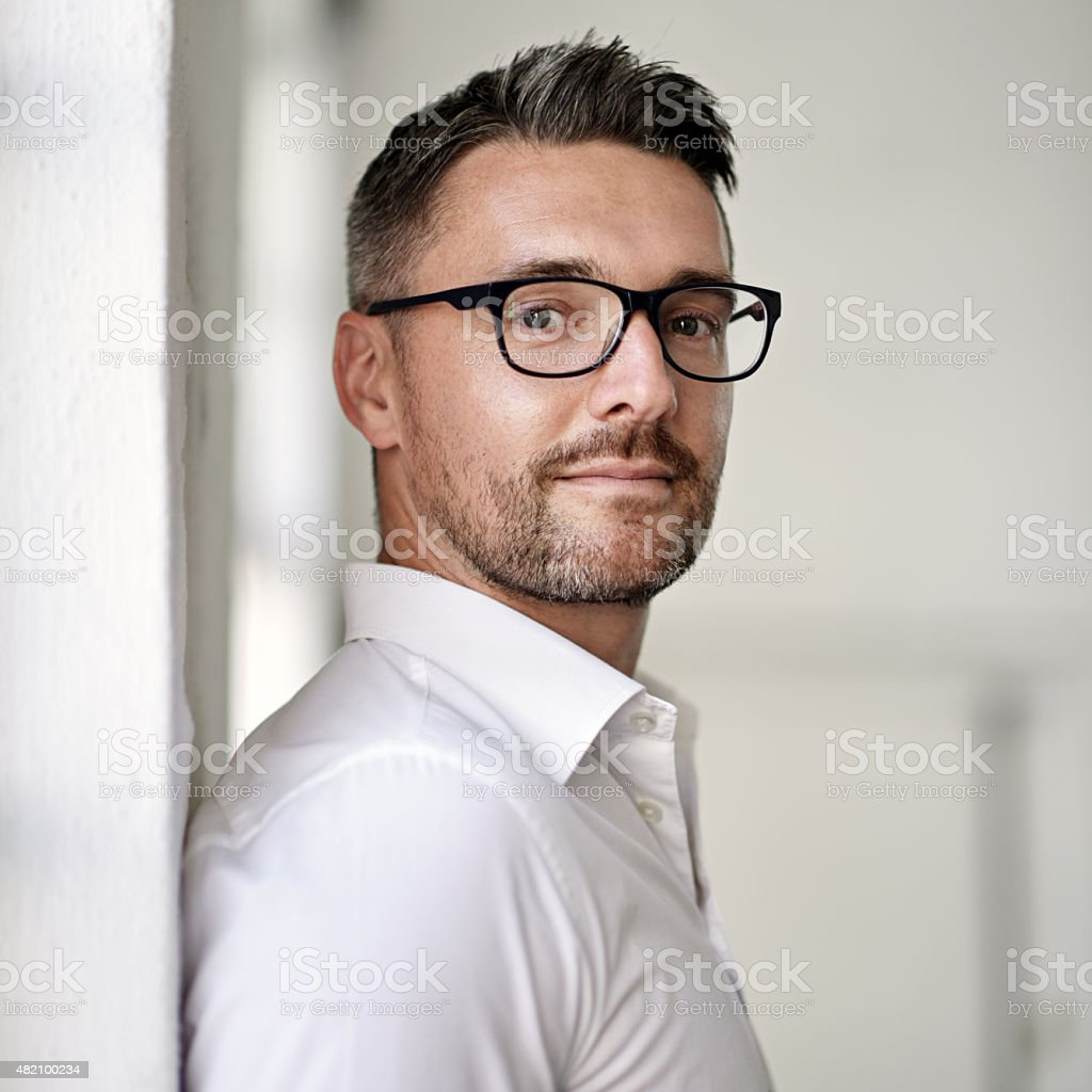 Success is inevitable stock photo