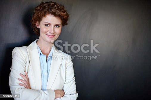 1126471588 istock photo Success is liking what you do 533051081