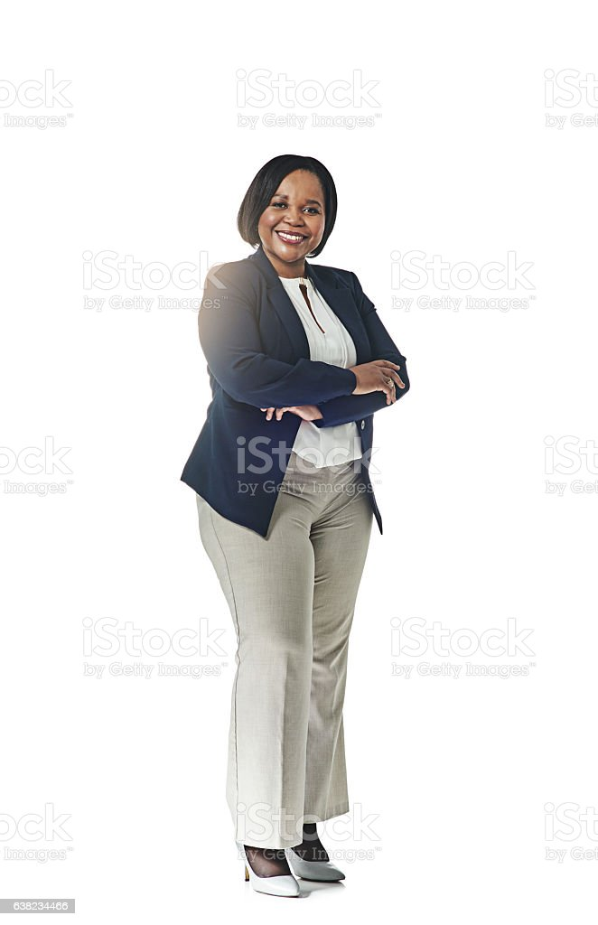 Success is made with the right mindset stock photo