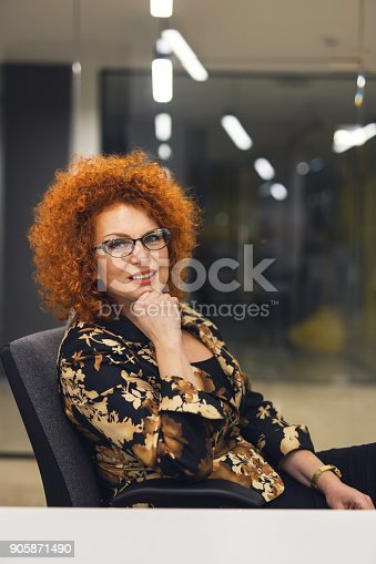 629805626 istock photo Success is smiling on me! 905871490
